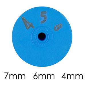 Male Button Printed